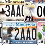 The Otter Tail County License Center provides plates and tabs for your motor vehicle