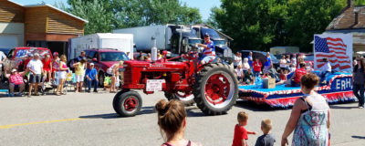 4th of July in Erhard, MN