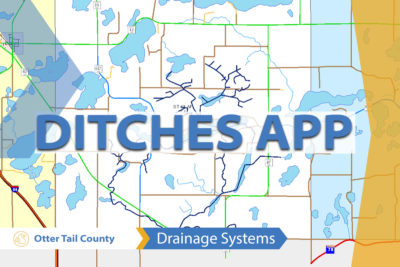 Click for Interactive Ditch System Map