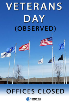 Veterans Day Observed