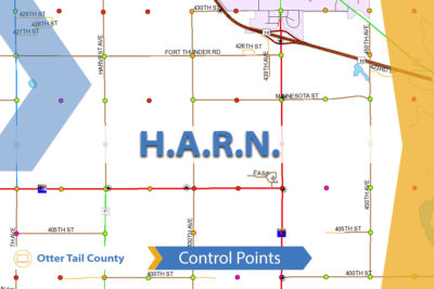 HARN control points