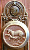 otc otter door knob courthouse