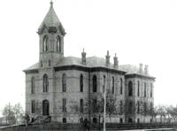 Otter Tail County Courthouse 1881
