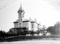 Otter Tail County Courthouse 1910