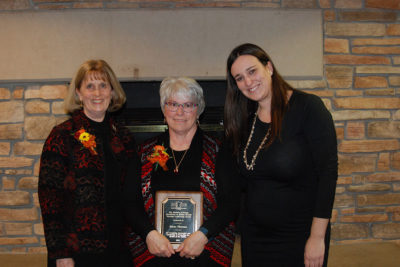 Diane Thorson, Otter Tail County, Receives 2018 Barbara O'Grady Excellence in Public Health Nursing Leadership Award