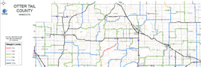 Otter Tail County Roads